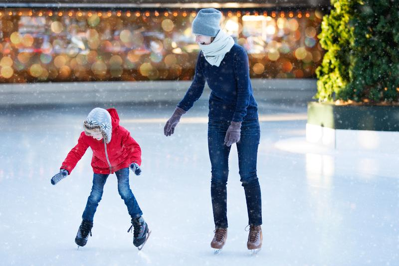 Winter activities the whole family will love